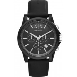 Buy Men's Armani Exchange Watch Outerbanks Chronograph AX1326