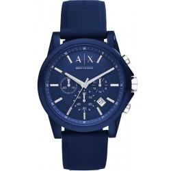 Buy Men's Armani Exchange Watch Outerbanks AX1327 Chronograph