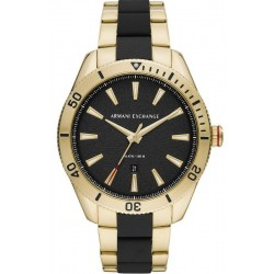 Buy Men's Armani Exchange Watch Enzo AX1825