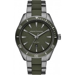 Buy Men's Armani Exchange Watch Enzo AX1833