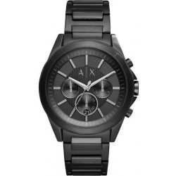 Buy Men's Armani Exchange Watch Drexler AX2601 Chronograph