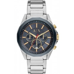 Buy Men's Armani Exchange Watch Drexler AX2614 Chronograph