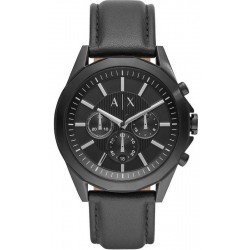 Buy Men's Armani Exchange Watch Drexler AX2627 Chronograph