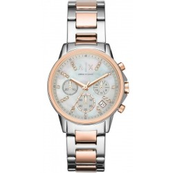 Women's Armani Exchange Watch Lady Banks AX4331 Chronograph