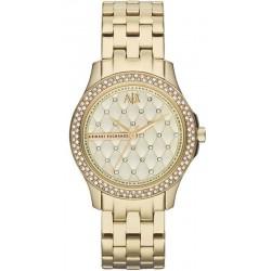 Buy Women's Armani Exchange Watch Lady Hampton AX5216