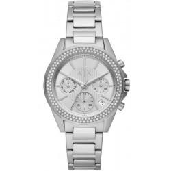 Buy Women's Armani Exchange Watch Lady Drexler AX5650 Chronograph