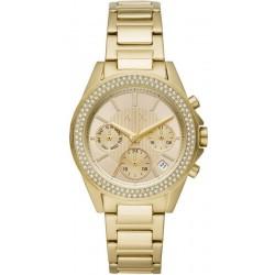 Buy Women's Armani Exchange Watch Lady Drexler AX5651 Chronograph