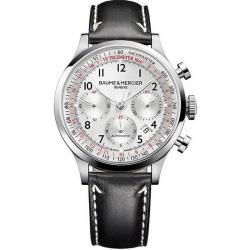 Buy Men's Baume & Mercier Watch Capeland 10005 Automatic Chronograph