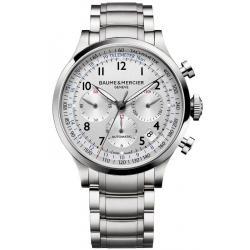 Buy Men's Baume & Mercier Watch Capeland 10064 Automatic Chronograph