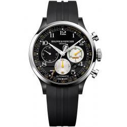 Buy Men's Baume & Mercier Watch Capeland Shelby Cobra Automatic Chronograph 10281