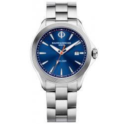Buy Men's Baume & Mercier Watch Clifton Club 10413 Quartz