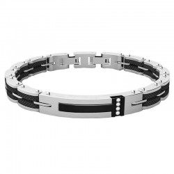 Buy Men's Boccadamo Bracelet Man ABR350A