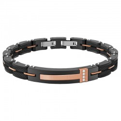 Buy Men's Boccadamo Bracelet Man ABR350D
