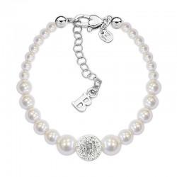 Buy Women's Boccadamo Bracelet Perle BR367 Swarovski