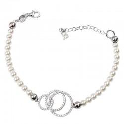 Women's Boccadamo Bracelet Sylvie BR449 Swarovski