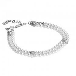 Women's Boccadamo Bracelet Perle BR459 Swarovski
