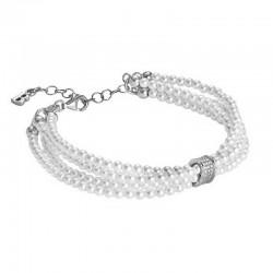 Buy Women's Boccadamo Bracelet Perle BR460 Swarovski