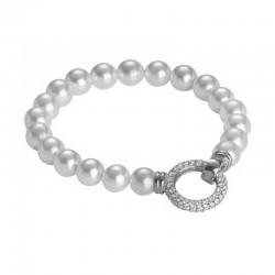 Women's Boccadamo Bracelet Perle BR468 Swarovski