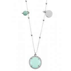 Buy Women's Boccadamo Necklace Elis ELGR02 Swarovski