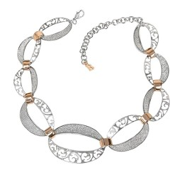 Buy Women's Boccadamo Necklace Eclettica XGR146