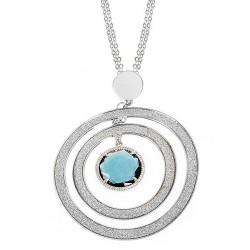 Women's Boccadamo Necklace Magic Circle XGR162