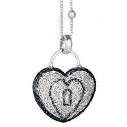 Buy Women's Boccadamo Necklace Alissa XGR242 Heart