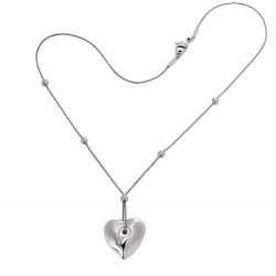 Women's Breil Necklace Feeling TJ0858 Heart