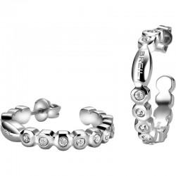 Buy Women's Breil Earrings Rolling Diamonds TJ1568