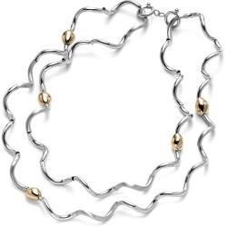 Buy Women's Breil Necklace Flowing TJ1574