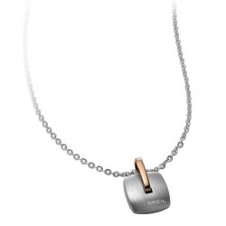 Buy Men's Breil Necklace New Blast TJ1747