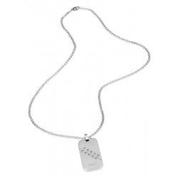 Buy Men's Breil Necklace Bodywork TJ1823