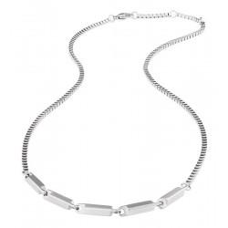Buy Men's Breil Necklace Cube TJ1842