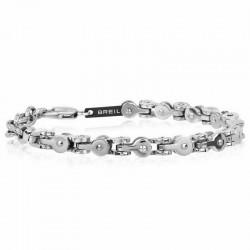 Men's Breil Bracelet Gear TJ2255