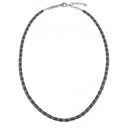 Men's Breil Necklace Krypton TJ2657