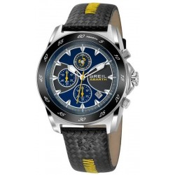 Buy Mens Breil Abarth Watch TW1246 Quartz Chronograph