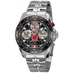 Buy Breil Abarth Men's Watch TW1365 Multifunction Quartz