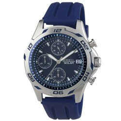 Men's Breil Watch Speedway TW1771 Solar Chronograph