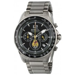Buy Mens Breil Abarth Watch TW1831 Quartz Chronograph