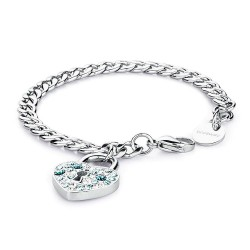 Buy Women's Brosway Bracelet Private Love Edition BPV15 Heart