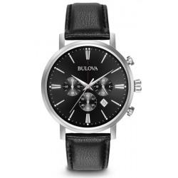 Buy Men's Bulova Watch Aerojet 96B262 Quartz Chronograph