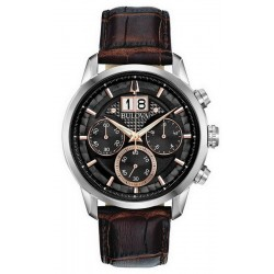 Buy Men's Bulova Watch Sutton Classic 96B311 Quartz Chronograph