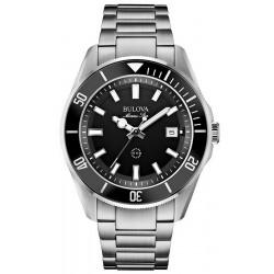 Buy Men's Bulova Watch Marine Star 98B203 Quartz