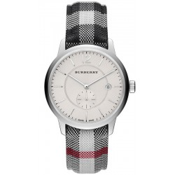 Buy Men's Burberry Watch The Classic Round BU10002