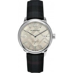 Buy Men's Burberry Watch The Classic Round BU10008