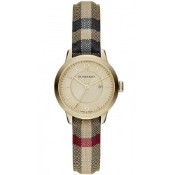 Buy Women's Burberry Watch The Classic Round BU10104