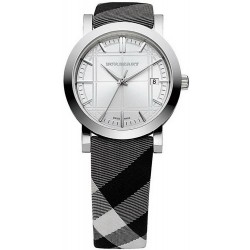 Buy Unisex Burberry Watch The City Nova Check BU1378