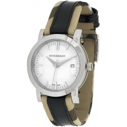 Buy Unisex Burberry Watch Heritage Nova Check BU1388
