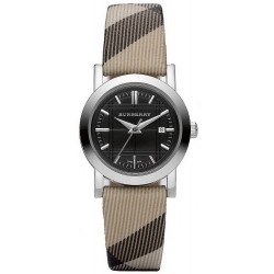 Buy Women's Burberry Watch The City Nova Check BU1773