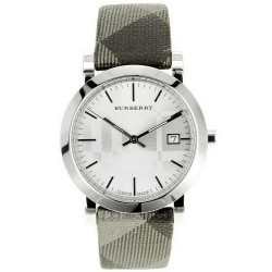 Buy Unisex Burberry Watch The City Nova Check BU1869