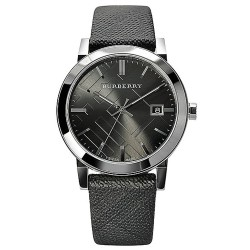 Buy Women's Burberry Watch The City Nova Check BU9024